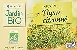 Jardin Bio Infusion Thym Citronn 30 g