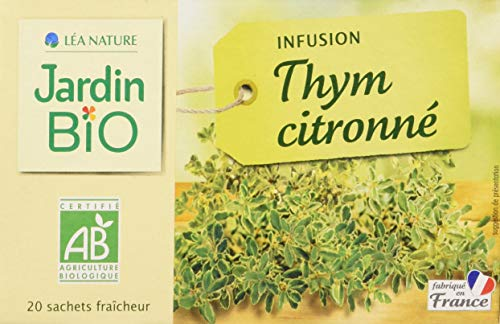 Jardin Bio Infusion Thym Citronné 30 g
