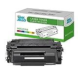 InkJello Compatibile Toner Cartuccia Sostituzione Per HP LaserJet Enterprise 500 MFP M525dn M525f Enterprise P3015 P3015DN P3015X flow MFP M525c P3015 Series Pro MFP M521dn CE255A (Nero)