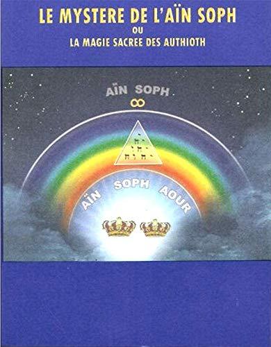 Le Mystère de l'Aïn Soph (French Edition)