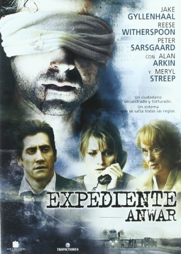 Expediente Anwar (Import Dvd) (2009) Jake Gyllenhaal; Reese Witherspoon; Meryl