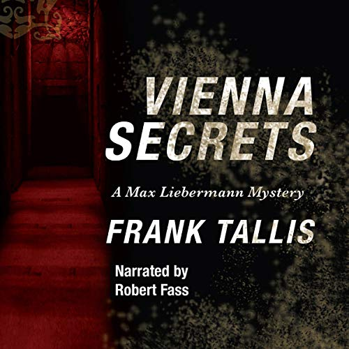 Vienna Secrets audiobook cover art