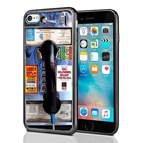 Münzfernsprecher Für iPhone 7(2016) & iPhone 8(2017) Schutzhülle von Atomic Markt