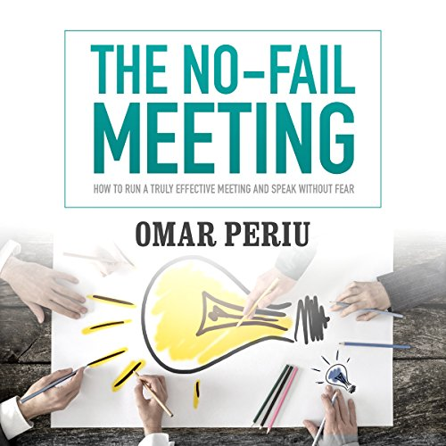 The No-Fail Meeting audiobook cover art