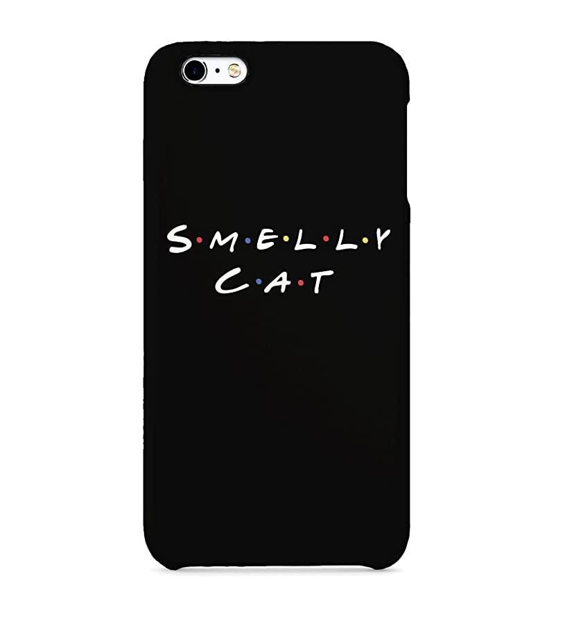 Smelly Cat Friends TV Series Joey Rachel Phone Case Hard Plastic 3D Full-Print Protective Phone Case For Iphone Samsung Galaxy Huawei Mobile Cellphone
