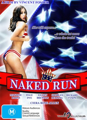 nackt Ciera Rose Allen Naked Run