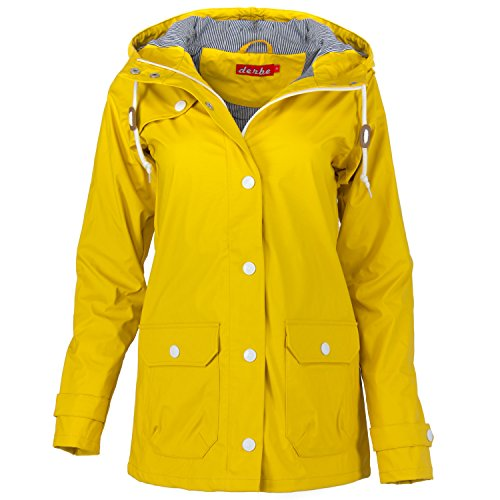 Derbe Peninsula Fisher Yellow, 42