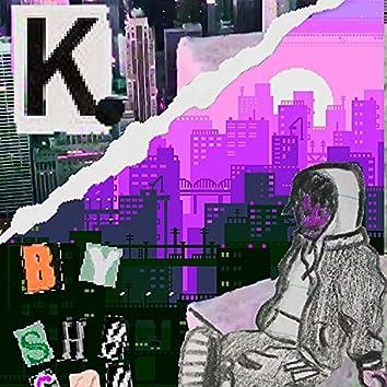 K. slowed and reverbed (Slowed)