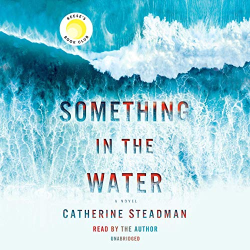 Something in the Water Audiobook By Catherine Steadman cover art
