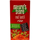 Nature's Store - Arroz para lentejas rojas, 300 g