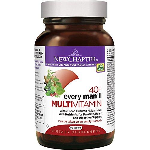 40+ Every Man II Multivitamin