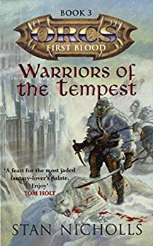 Warriors Of The Tempest (GOLLANCZ S.F.) by [Stan Nicholls]