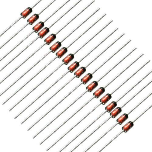 AliNature 100pcs Brand 1N4148 Switching Signal DIODE ST DO-35 DQA Quality
