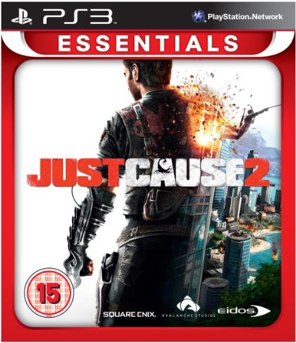 Deep Silver Just Cause 2 - Juego (PS3, PlayStation 3, Acción / Aventura, M (Maduro))