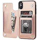iPhone Xs Max Wallet Case with Card...