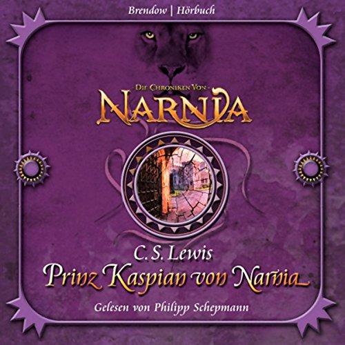 Prinz Kaspian von Narnia (Chroniken von Narnia 4) cover art