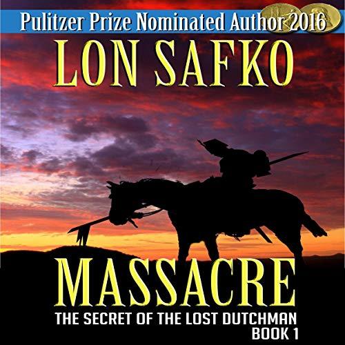 Massacre! audiobook cover art