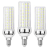 Hzsanue Bombillas LED 20W, 150W Equivalentes de Bombillas Incandescentes, 2000Lm, 6000K Blanco Frío, E14 Pequeño Tornillo Edison, Paquete de 3