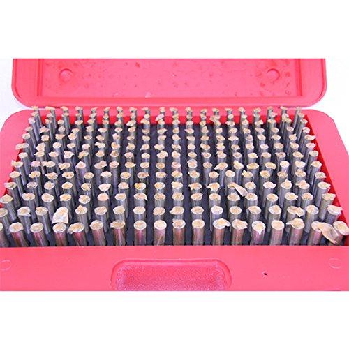 """.626-.750"""" Minus Tolerance Pin Gage Set"""