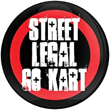 GoBadges Street Legal GO CART - 3