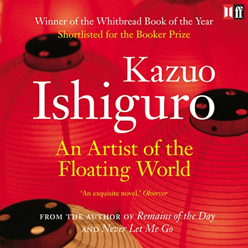 An Artist of the Floating World cover art