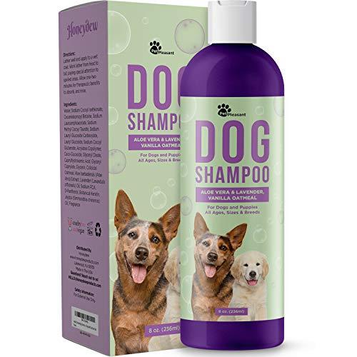 Honeydew Vanilla Oatmeal Dog Shampoo