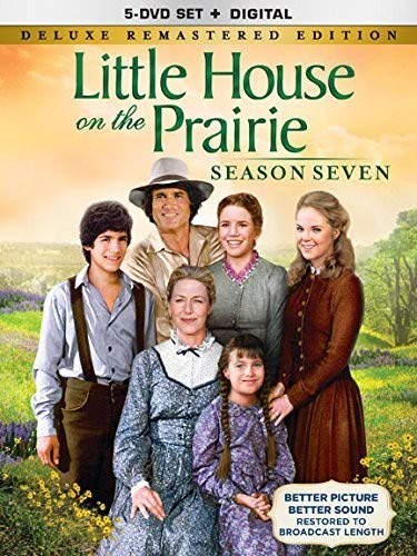 Little House On The Prairie Season 7 Deluxe Remastered Edition [DVD]