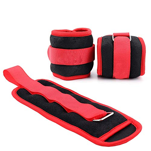 MEHO Ankle Weights, Ankle Wrist Arm Leg Weights, Ankle...