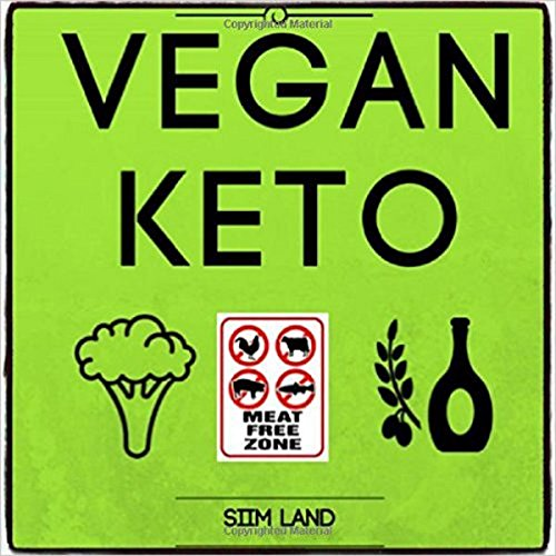 Vegan Keto audiobook cover art