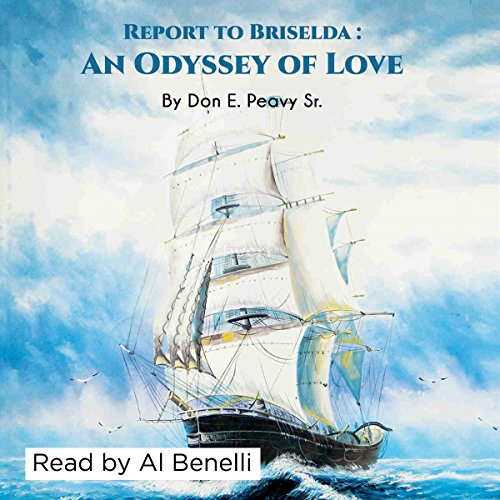 Report to Briselda audiobook cover art