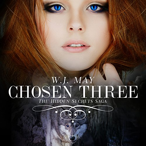 Chosen Three audiobook cover art