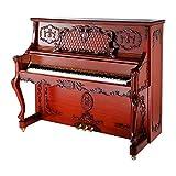 Snjin Brown Piano Vertical, Desempeño De Enseñanza En El Hogar