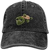 Photo de dooba Men's Women's Glacier Cap,Turtle Jeanet Hat for Men Women Unisex Black par