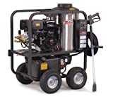 Shark SGP-353037 3,000 PSI 3.5 GPM Honda Gas Powered Hot Water Commercial Series Pressure Washer