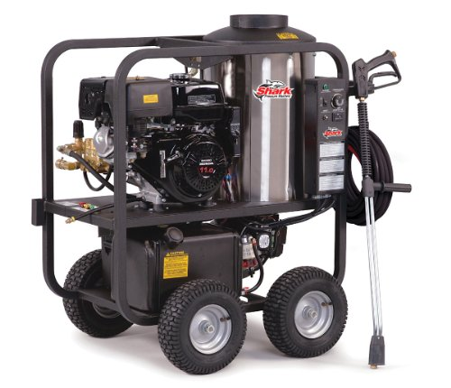 Shark SGP-353037 3,000 PSI 3.5 GPM Honda Gas Powered Hot...