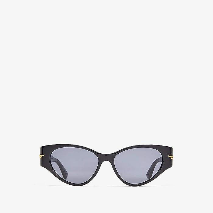 Bottega Veneta  BV1002S (Black) Fashion Sunglasses