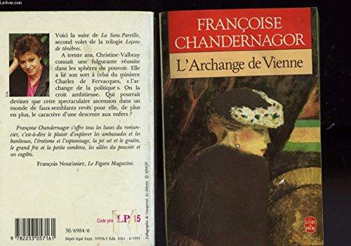 La sans pareille, tome 2 : L'archange de Vienne (French Edition)