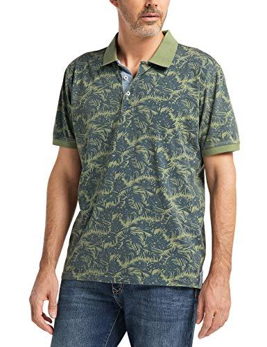 Pioneer Herren Poloshirt, Grün (Cypress 638), XXX-Large (Herstellergröße: 3XL)