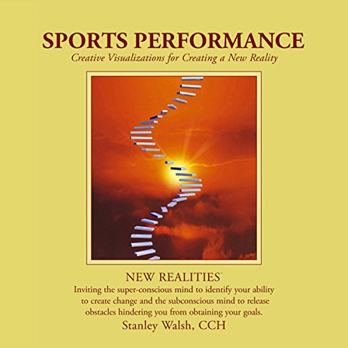 New Realities: Sports Performance audiobook cover art