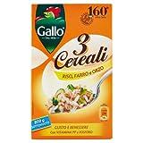 Riso Gallo Légumes secs, riz et farine