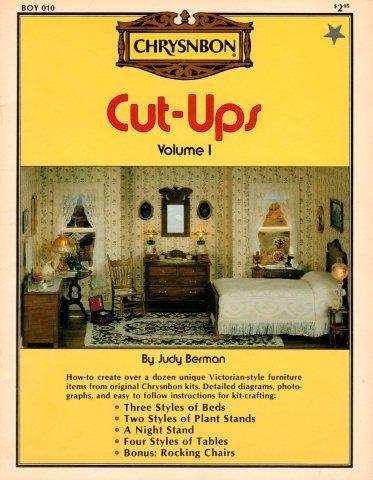 Chrysnbon Cut-Ups, Vol. 1