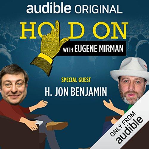 NYC Podfest: H. Jon Benjamin audiobook cover art