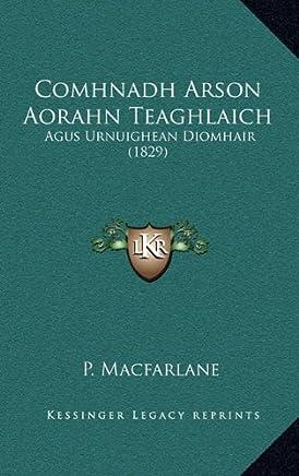 Comhnadh Arson Aorahn Teaghlaich: Agus Urnuighean Diomhair (1829)