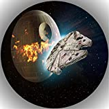 Fondant Tortenaufleger Tortenbild Star Wars N9