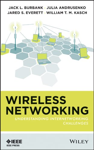 Wireless Networking: Understanding Internetworking Challenges (English Edition)