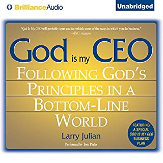 God Is My CEO cover art
