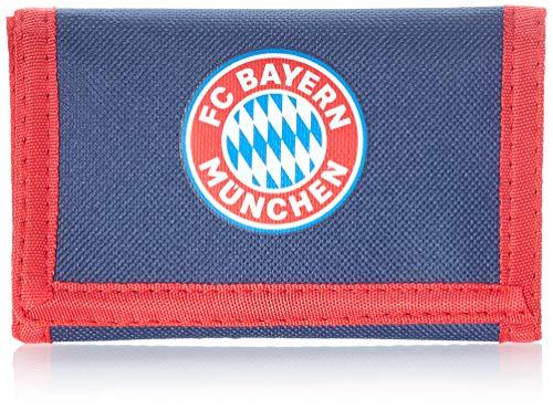 FC Bayern München Jungen 00995 Reisezubehör- Brieftasche, Geldbörse, Unisex