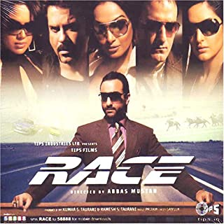 Race Hindi Music/ Bollywood Songs / Film Soundtrack / Saif Ali Khan /Bipasha Basu/ Atif Aslam / Pritam Chakraborty