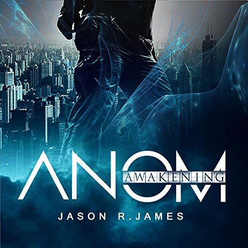 ANOM: Awakening audiobook cover art