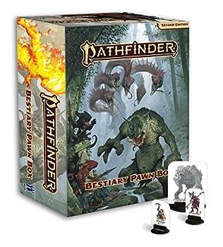 Best pathfinder bestiary box Reviews